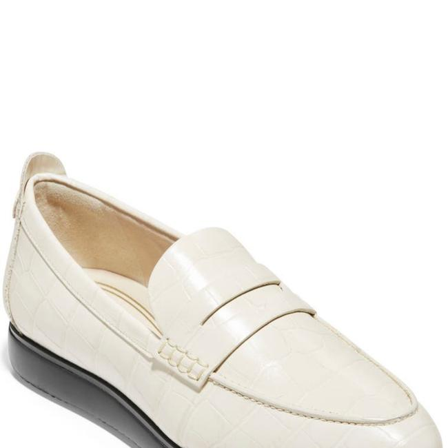 Item - Ivory Penny Loafers Flats Size US 7.5 Regular (M, B)