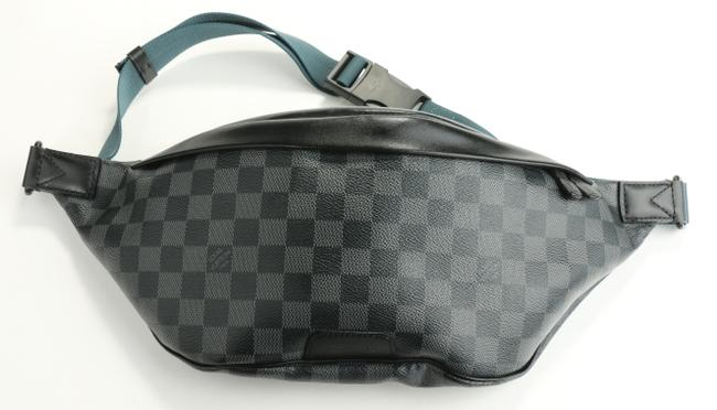 Item - Black Bumbag Discovery Men's Jewelry/Accessory