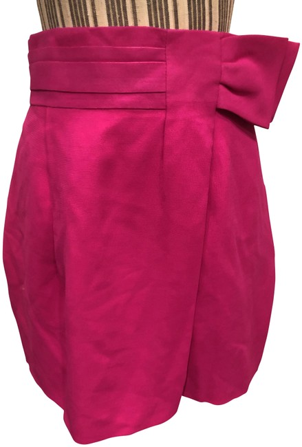Item - Fuschia Pink Runway Skirt Size 8 (M, 29, 30)
