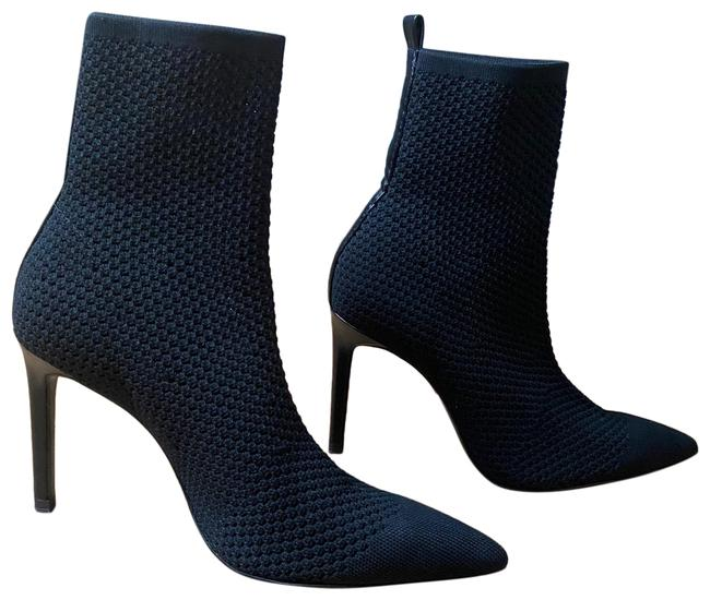 Item - Black Heel Boots/Booties Size EU 38 (Approx. US 8) Regular (M, B)
