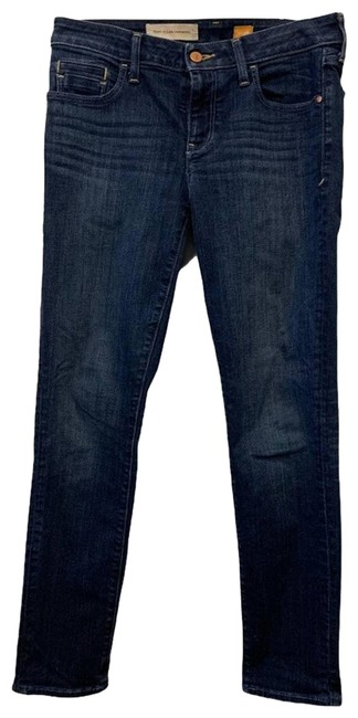 Item - Pilcro and The Letterpress Anthro High Rise Skinny Jeans Size 28 (4, S)