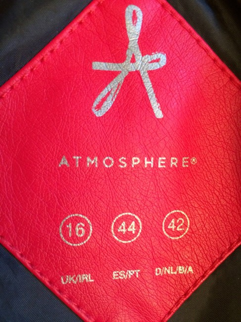 French Atmosphere Red Jacket