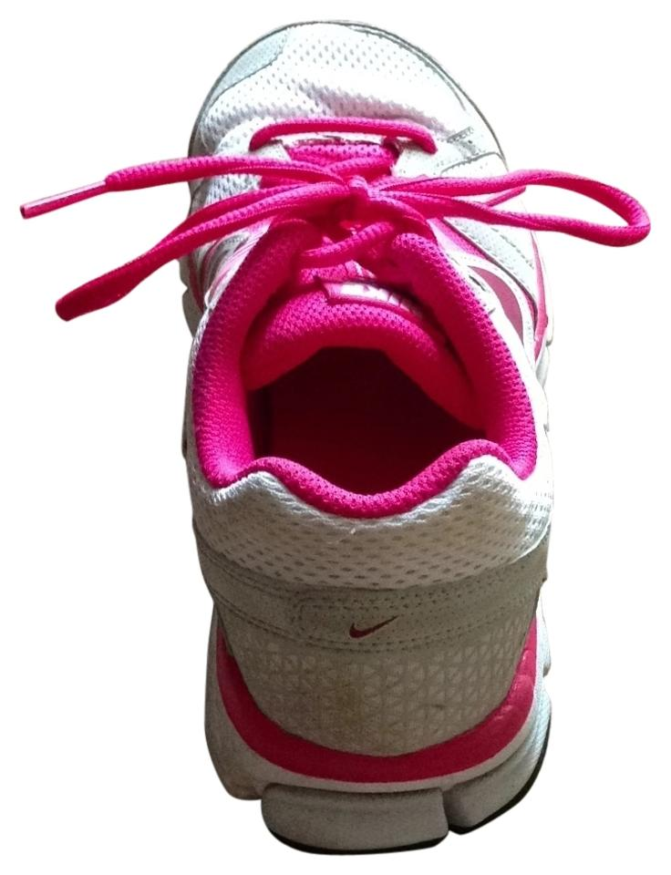 a3ecd0a225146 Nike White and Pink Sneakers Size US 5 Regular (M