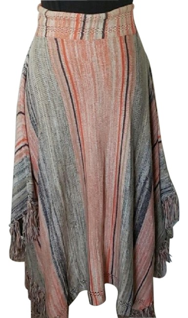 Item - Multicolor Sparrow Sunset Striations Skirt Size 6 (S, 28)