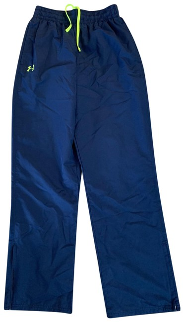 Item - Blue Yellow Activewear Bottoms Size 4 (S)