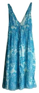 Blue Maxi Dress by Zara