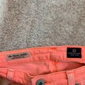 AG Adriano Goldschmied Orange Pink Acid Neon Sherbet Stevie Ankle Pants Size 28 (Plus 3x) AG Adriano Goldschmied Orange Pink Acid Neon Sherbet Stevie Ankle Pants Size 28 (Plus 3x) Image 7