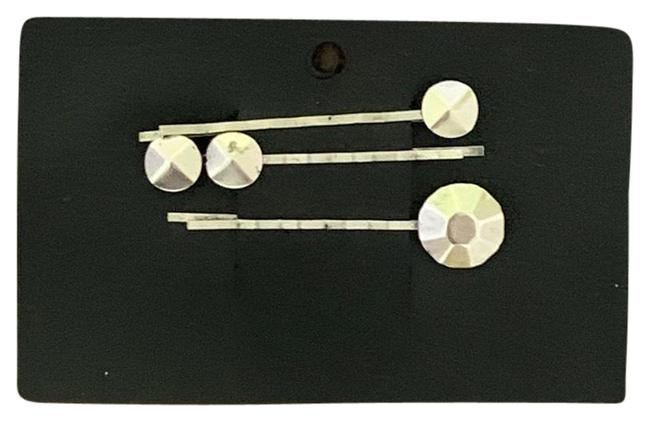 Item - Silver Pins Hair Accessory