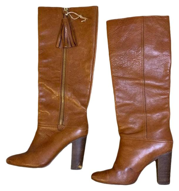 Item - Brown Therese Knee High Riding Boots/Booties Size US 8.5 Regular (M, B)
