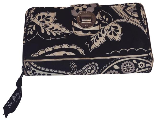 Item - Black and White Unknown Wallet