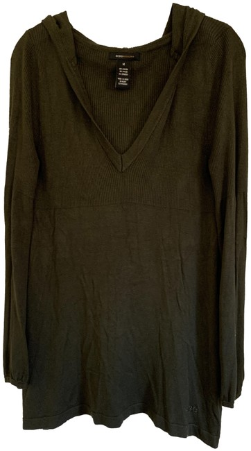Item - Green Hoodie Tunic Size 8 (M)