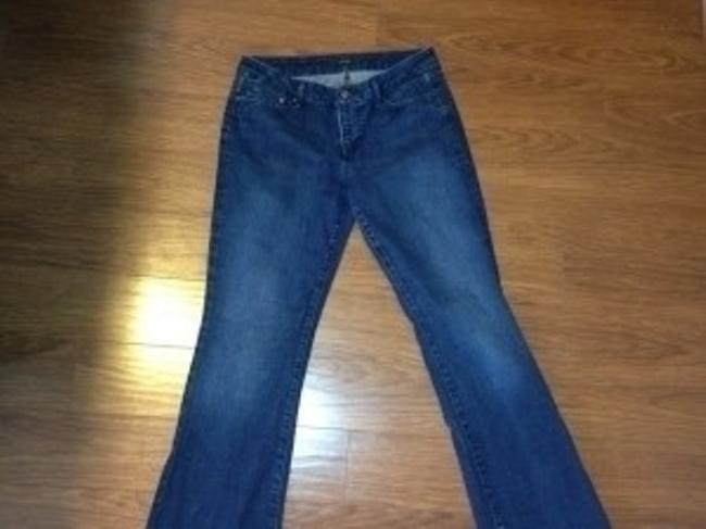 JOE'S Jeans Honey Dark Wash Size 32 Boot Cut Jeans-Dark Rinse