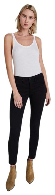 Item - Super Black Dark Rinse The Legging Ankle Sku: Lss1389sba Skinny Jeans Size 00 (XXS, 24)