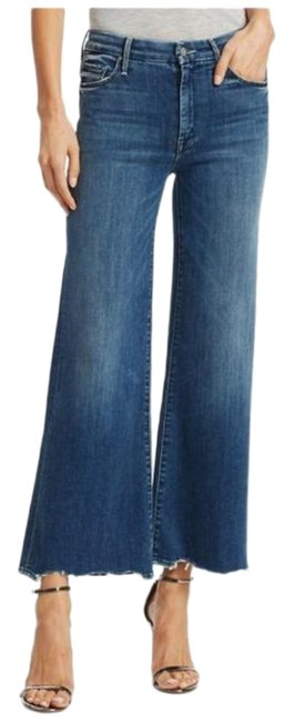 Item - Blue Medium Wash The Roller Ankle Chew Just Like The Ones We Used To Know Trouser/Wide Leg Jeans Size 25 (2, XS)