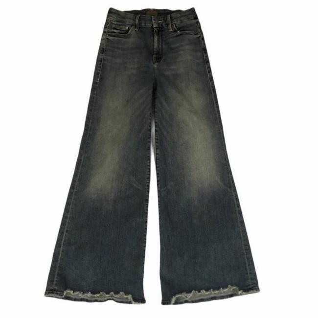 Mother Blue Medium Wash The Roller Ankle Chew Just Like The Ones We Used To Know Trouser/Wide Leg Jeans Size 25 (2, XS) Mother Blue Medium Wash The Roller Ankle Chew Just Like The Ones We Used To Know Trouser/Wide Leg Jeans Size 25 (2, XS) Image 2