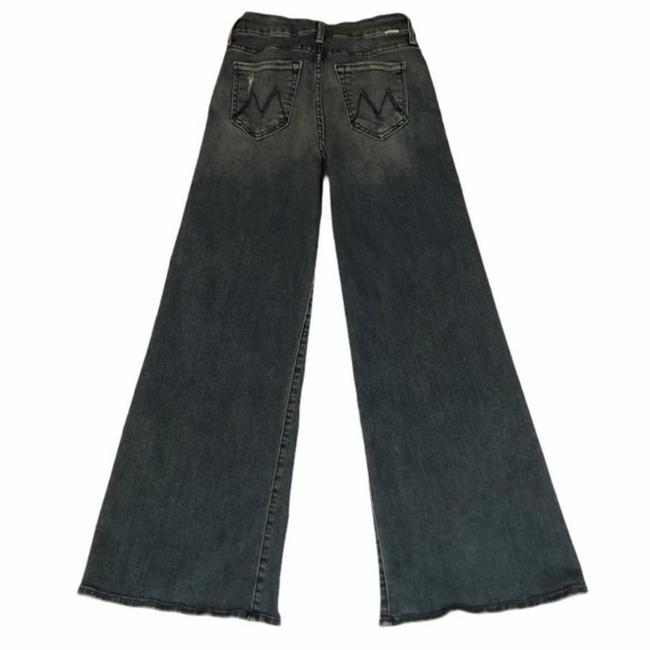 Mother Blue Medium Wash The Roller Ankle Chew Just Like The Ones We Used To Know Trouser/Wide Leg Jeans Size 25 (2, XS) Mother Blue Medium Wash The Roller Ankle Chew Just Like The Ones We Used To Know Trouser/Wide Leg Jeans Size 25 (2, XS) Image 3