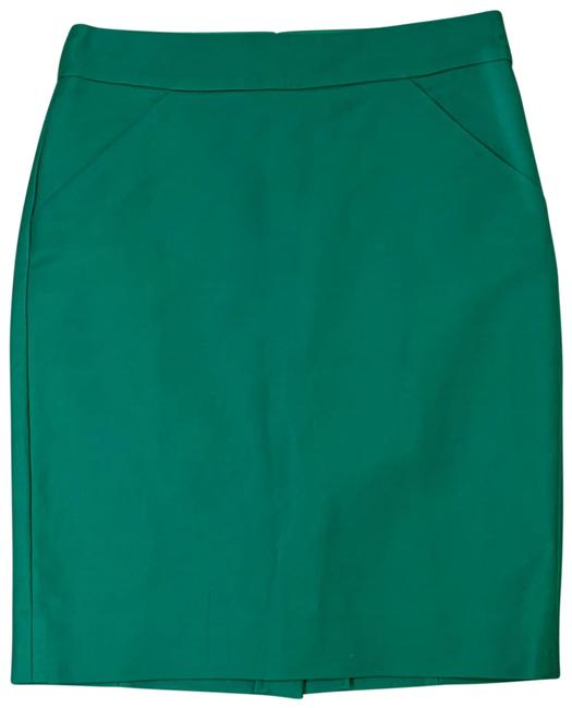 Item - Green Skirt Size 2 (XS, 26)