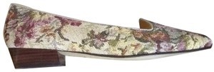 d. myers (fresco) earth tone floral Flats
