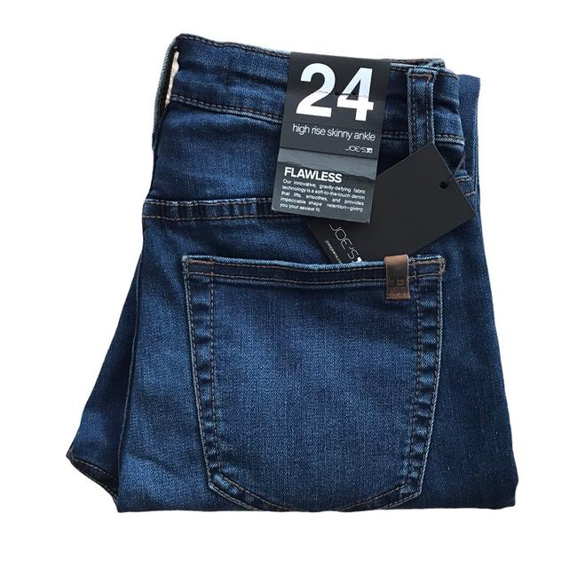 Item - High Rise Ankle Flawless Skinny Jeans Size 24 (0, XS)