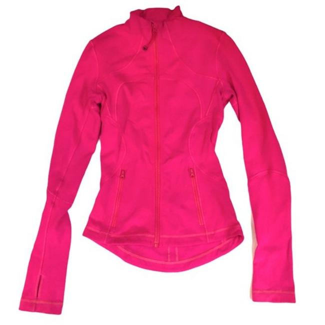 Item - Bubblegum Pink Forme Activewear Outerwear Size 4 (S)