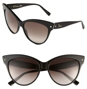 9ca142b989445 Dior Black Cat Eye Collection