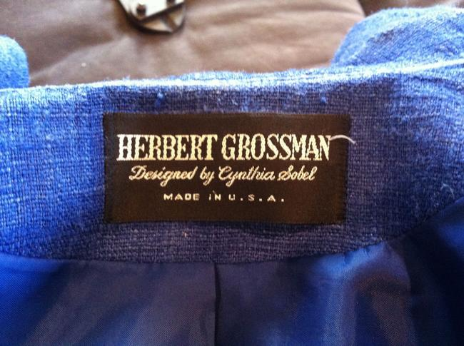 Herbert Grossman Linen Suit design by Cynthia Sobel