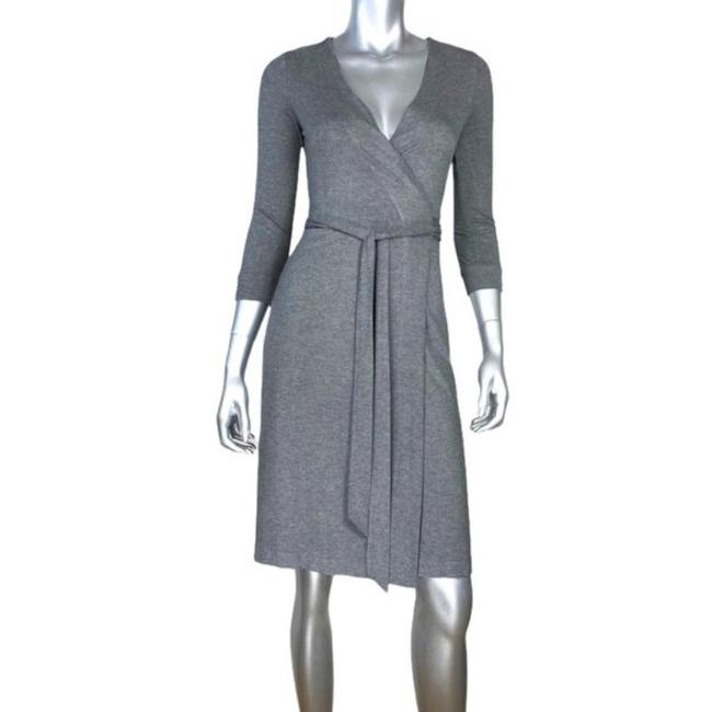 Item - Gray Work/Office Dress Size 4 (S)