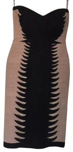 Herv Leger Herve Bodycon Dress