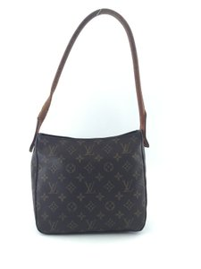 Louis Vuitton Looping Designer Shoulder Bag