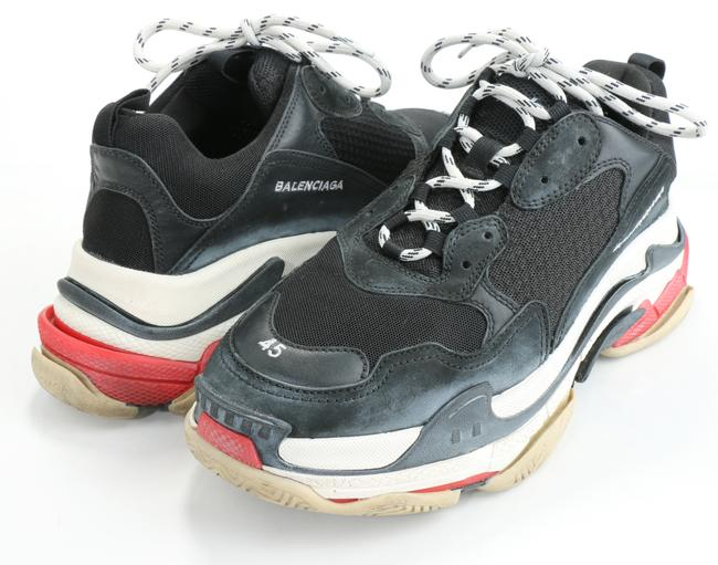 Item - Black Triple S Sneakers Shoes