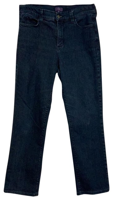 Item - Blue Medium Wash Straight Leg Jeans Size 10 (M, 31)