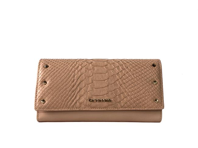 Item - Nude Mystic (2680941) Italian Leather Trifold Wallet