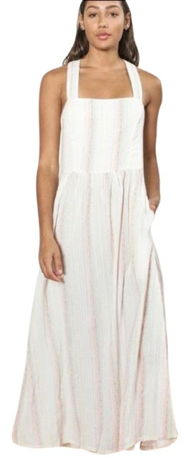 Item - White Willa In Melody | Summer 20 Long Casual Maxi Dress Size 2 (XS)