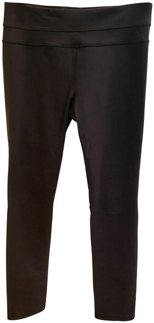 Item - Black Skinny Groovers Activewear Bottoms Size 8 (M, 29, 30)