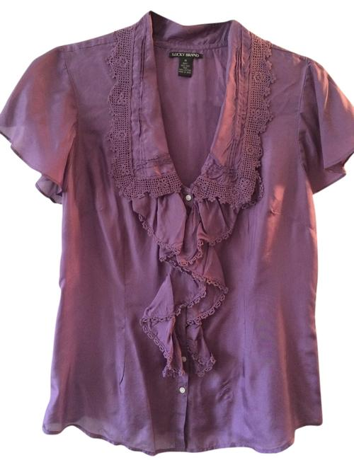 Preload https://item5.tradesy.com/images/lucky-brand-purple-blouse-size-8-m-2864179-0-0.jpg?width=400&height=650