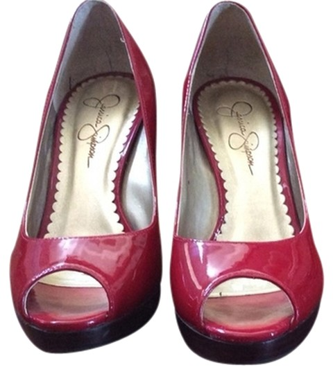 Preload https://item1.tradesy.com/images/jessica-simpson-red-patent-leather-pumps-size-us-75-regular-m-b-2864320-0-0.jpg?width=440&height=440