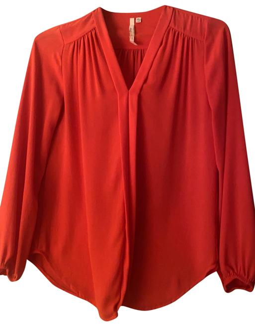 Item - Red 114574 Blouse Size 0 (XS)