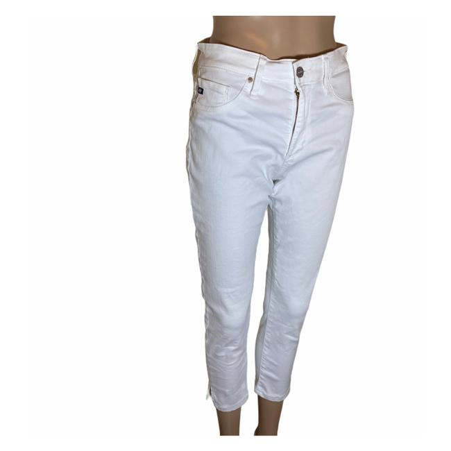 Item - White Light Wash Skinny Jeans Size 4 (S, 27)