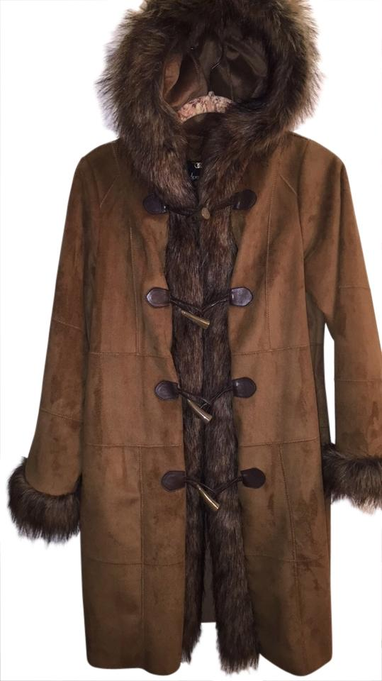 Looking for a great deal on faux fur light brown wolf with bear throw rug, 4'x5' from FUR ACCENTS llc?
