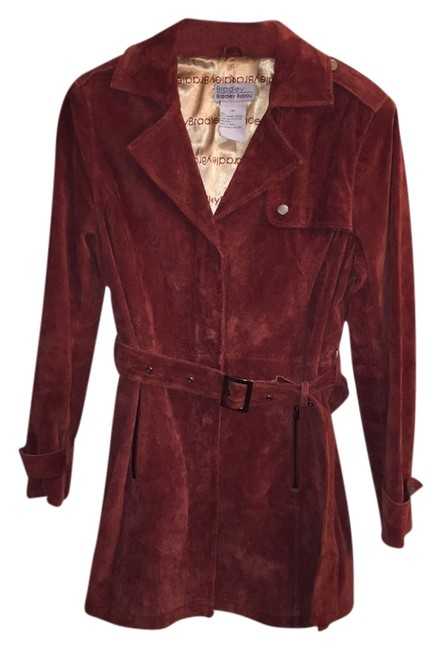 Preload https://item2.tradesy.com/images/brown-trench-coat-size-2-xs-2864581-0-0.jpg?width=400&height=650