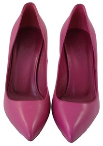 Gucci Timeless Fashion Hot Pink Orchid Pumps