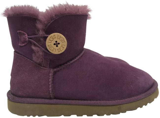 Item - Pink Bailey Button Boots/Booties Size US 7 Regular (M, B)