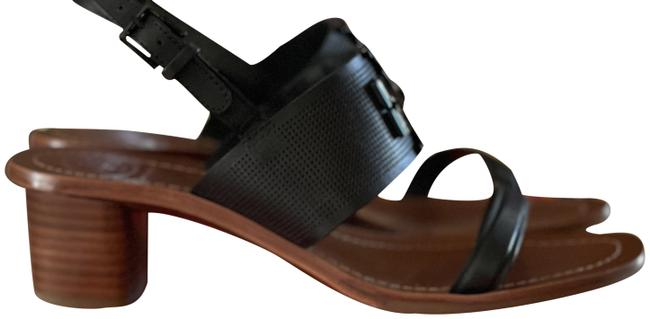 Item - Black 46255 Lowell 2 45mm Perforated Sandals Size US 7.5 Wide (C, D)
