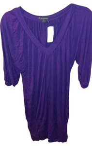 Twenty One short dress Purple on Tradesy