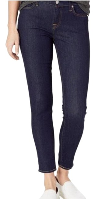 Item - Blue Dark Rinse The Ankle Skinny Jeans Size 27 (4, S)