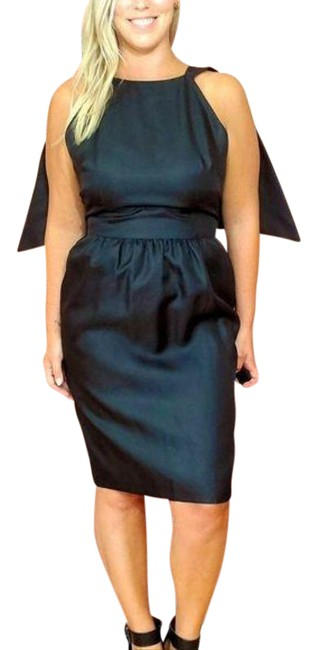 Item - Black Special Edition Runway Cocktail Dress Size 8 (M)