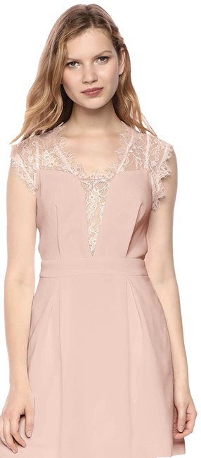 Item - Pink Short Night Out Dress Size 10 (M)