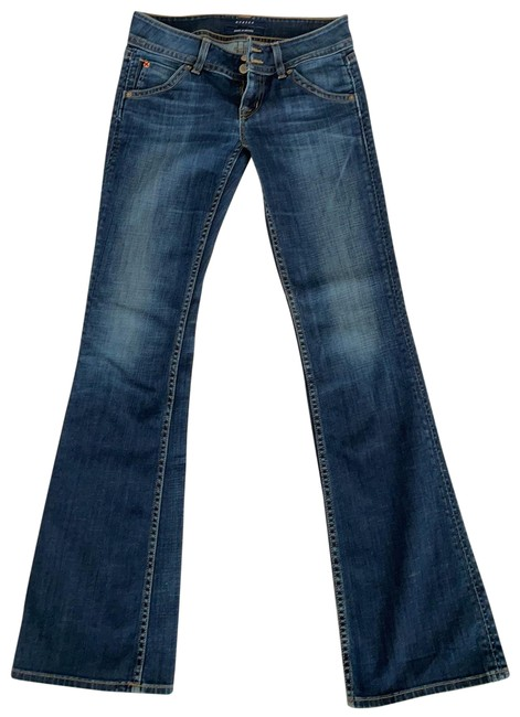 Item - Dark Rinse W170dhb Boot Cut Jeans Size 2 (XS, 26)