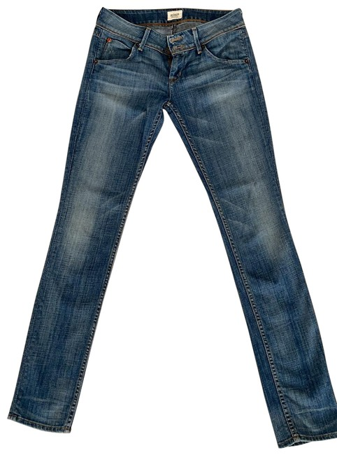 Item - Medium Wash W422dsx Skinny Jeans Size 2 (XS, 26)