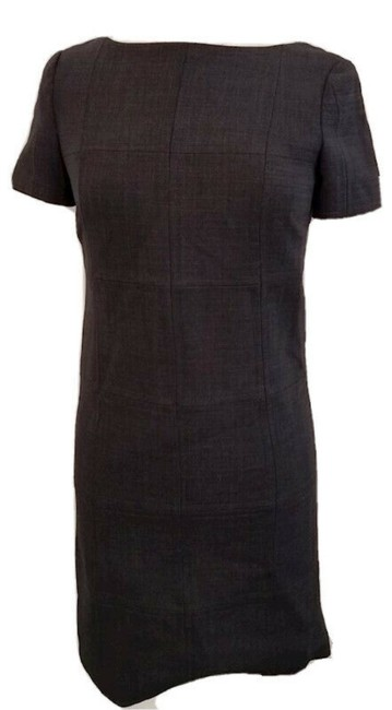 Item - Black Knee Length Mid-length Work/Office Dress Size 2 (XS)